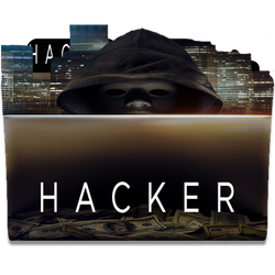Hacker Folder Icon (2016) by CRAZYFOXXX