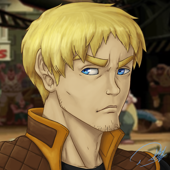 Cody Profile Icon by Rober2403
