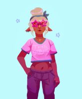 Lup by magpiedoesart