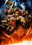 Warcraft - For the Horde by GENZOMAN