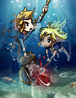 Wind Waker - Uncontainable by Daboya