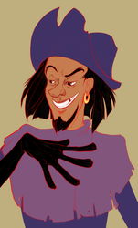 Clopin by beebloo