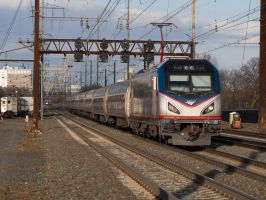Amtrak Preference by The-Nightshift