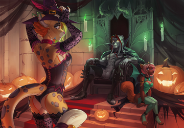 Halloween by Orphen-Sirius