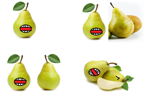 LOSS of Pear by EmilyRees