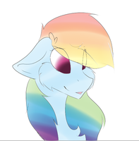 Rainbow Dash (Collab with Streak-Set-Paints) by ScopyWithoutFarming