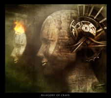 allegory of crave by gesign