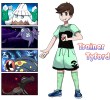 Trainer Tyford