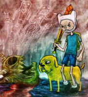 Adventure Time Avid Style by avid