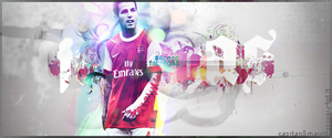 Fabregas by Capitan-Maurito by SoccerArtist2010