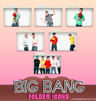 big bang folder icons {REQUEST} by stopidd