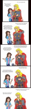 Wrong Thor by DKCissner