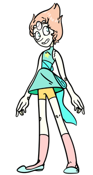 -Steven-Universe-Pearl- by EmberCL