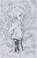 Storm Sketch Commission by Channel-Square