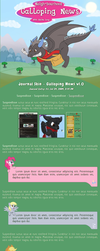 JS - Galloping News v1.0 by helikelong
