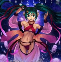 Vocaloid Deep Sea Dancer by ShinRyuShou
