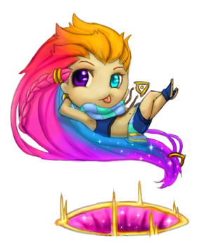 Zoe - The Chibi of Twilight by ArousingSoul