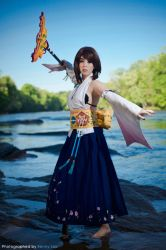 Final Fantasy X - Dreams that have faded by Benny-Lee