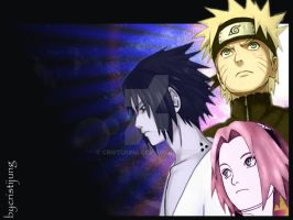 .: NarutoII :. by cristijung