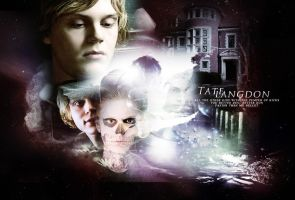 Tate Langdon American Horror Story by Miss-deviantE