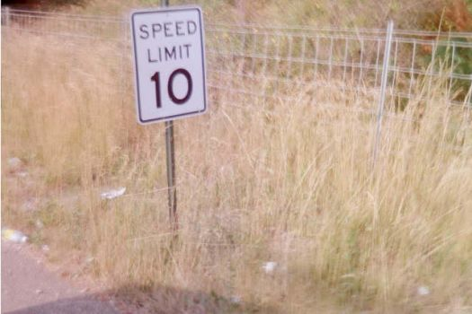 Speed Limit 10 StockPhoto by dymentia