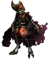 Undead Bisharp King