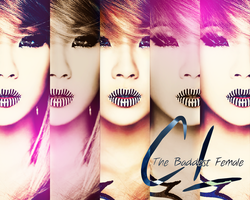2NE1 CL EDIT 4 by Awesmatasticaly-Cool