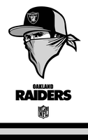 Oakland Raiders Concept Logo by Sportsworth