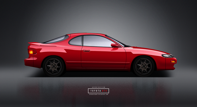 Toyota Celica GT4 by AeroDesign94