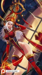 High Inquisitor Whitemane by Hassly