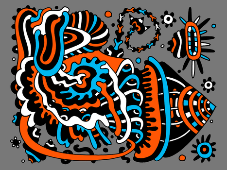 Doodle January 9th 2010 by cargill
