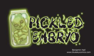 Pickled Embryo Logo by cyclonaut