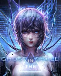 :: Ghost in the Shell :: by Sangrde