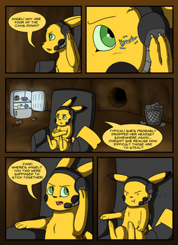 Pariahs - Page 2 by robynhood629