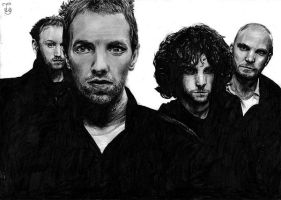 Coldplay by Skippy-s