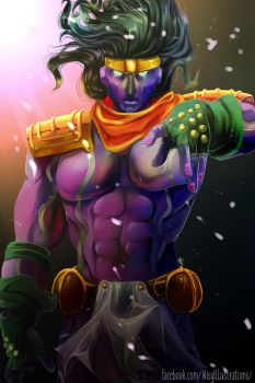 Star Platinum by WisyPink
