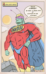 REAL REAL BIG MAN by paintmarvels