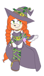 Ivy the Witch by YukiCos