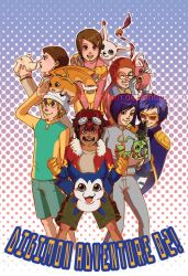 Digimon Adventure 02 by soltian