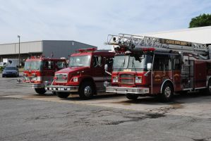 Cayce FD, Ready to serve by CliftonFomby