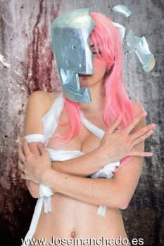 Lucy Cosplay from Elfen Lied by MorganaCosplay