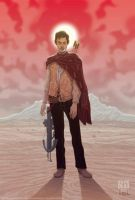 The Good, The Bad and The Walking Dead by McQuade
