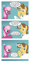 Love Potion Sequels by areyesram