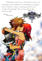 SORA and KAIRI: My Sky by annria2002