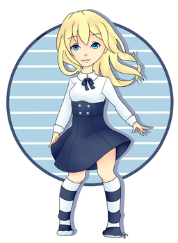 Little Sailor by GokiDoki