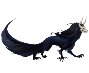Pathfinder Monster (Death Dragon) by Neuroticpig