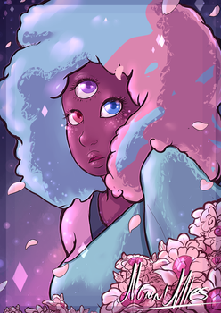cottoncandyGarnet by Neoro-Chan
