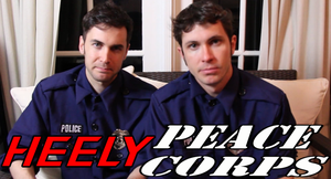 Heely Peace Corps by ZypherH