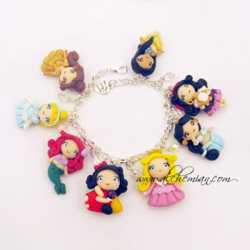 disney princess by AlchemianShop