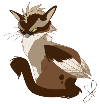 Mrow by shayfifearts